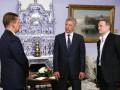 Бойко и Медведчук в Москве грозились принудить Киев к сотрудничеству