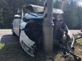 В Конча-Заспе жуткое ДТП с опрокидыванием: один погибший