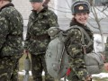 Как в Украине борются с дискриминацией женщин в армии