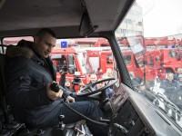 Кличко передал столичным спасателям 6 современных пожарных спецавтомобилей