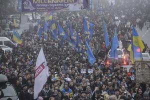 Оппозиция намерена 25 ноября устроить блок-пикет