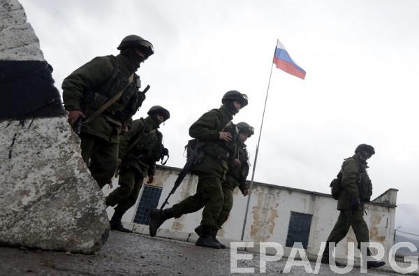 Российские военные могли не ограничиться захватом Крыма