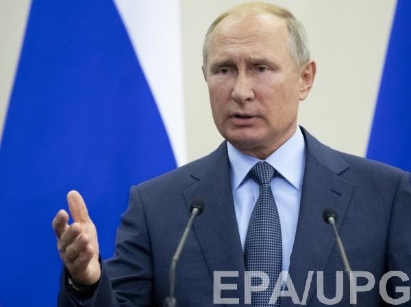 Путин рассчитывает, что виновных накажут