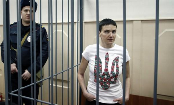 Боевик ЛНР заявил, что лично брал Надежду Савченко в плен
