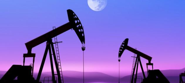 Цена нефти опустилась ниже $74 за баррель