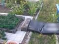 В Харьковской области дети устроили погром на кладбище