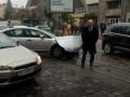 Бывший львовский мэр попал в ДТП