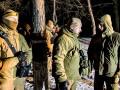 В Киеве прекратили незаконную застройку в парке