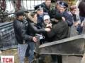 Война с застройщиками Жилянской продолжается (ВИДЕО)
