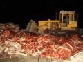 В РФ уничтожили 38 тонн украинской клубники
