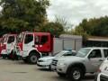 В Болгарии горит цех по производству тротила