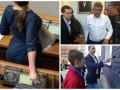 Неделя в фото: необычное голосование, задержание судьи и Раде и Кличко-маляр