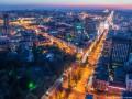 В Киеве переведут уличное освещение на LED-лампы