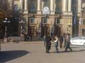 В горсовете Николаева произошли столкновения между полицией и активистами