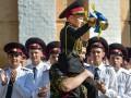 В Киеве «заминировали» военный лицей, куда приезжал Порошенко