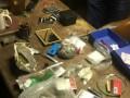 В Киеве СБУ пресекла деятельность наркогруппировки