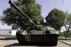 Т-72А стал еще более защищенным и эффективным - Порошенко
