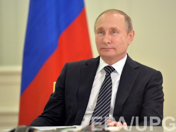 Путин обвинил Киев в отсутствии желания выполнять минск