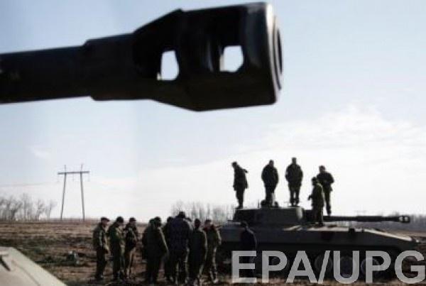 Оккупационные войска РФ скрыто усиливают позиции соединений и частей 1 (Донецк) и 2 (Луганск)