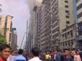 Пожар в небоскребе Бангладеша: погибли 19 человек
