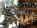 Неделя в фото: новый Кабмин, кофе с Порошенко и танцы солдат