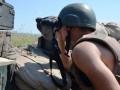 ООС: сепаратисты нарушают перемирие, ранен военный