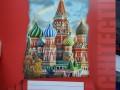 В Ровно родители пожаловались на школьные тетрадки с видами Кремля