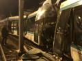 Во Франции столкнулись трамваи: 12 пострадавших