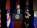 Трамп представил новую стратегию ПРО США