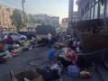 Киевляне теперь могут в соцсети пожаловаться на стихийную торговлю
