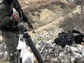 Боевики обстреливают Павлополь и Широкино из 120-мм минометов