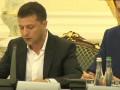 Зеленский проводит встречу с руководством ВРУ, Кабмина и силовиков
