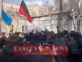 Сторонники Антоненко блокировали столичный суд