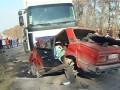 В Хмельницкой области в ДТП погибла семья из трех человек