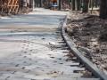 В Киеве при реконструкции парка украли 14 млн гривен