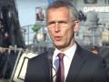 Все страны НАТО осуждают агрессию РФ в Черном море – Столтенберг