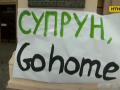 Ряд студентов НМУ Богомольца выступили против забастовки