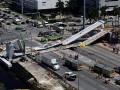 Обрушение моста в Майами: погибли четыре человека