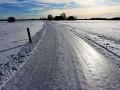 Скорой мешал снег: На Ровенщине женщина рожала дома из-за непогоды