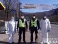 Минздрав будет тестировать правоохранителей на COVID-19