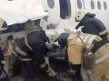 Крушение самолета в Казахстане: В больнице двое украинцев