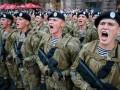 На параде ко Дню независимости в Киеве будут иностранные войска