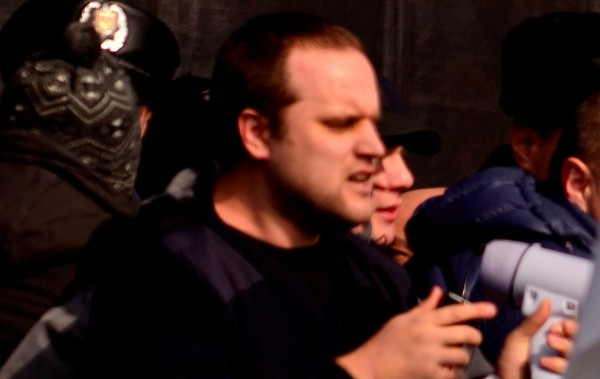 Губарева задержали в его квартире.