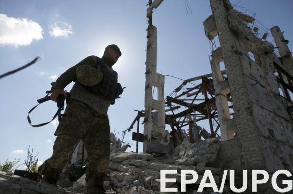 Минобороны сообщало, что под Павлополем боевики готовят прорыв