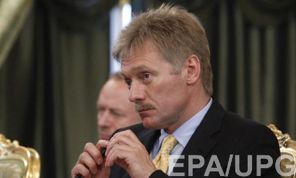 Пресс-секретарь Путина подтвердил влияние Москвы на террористов