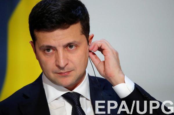 Зеленский рассказал, какие границу приводил Путину по границам