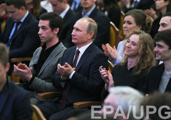 Путин посмотрит спектакль «Последняя жертва»
