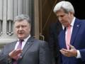 Керри и Порошенко поспорили об антикоррупционном суде
