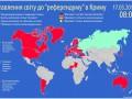 Мир не признает референдум в Крыму