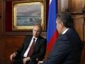 Янукович встретился с Путиным, но не поедет на Мальту